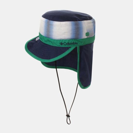 コロンビア Columbia 子供用帽子 シッカモアジュニアキャップ ブルージェイ PU5358-072