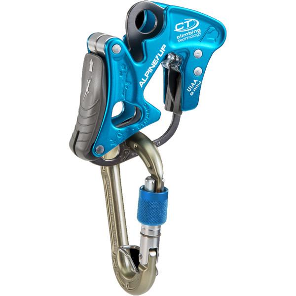 クライミングテクノロジー climbing technology アルパインアップ キット カラビナ付き CT-31015