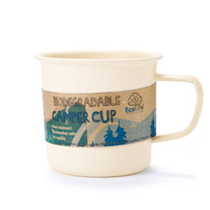 エコソウライフ EcoSouLife キャンパーカップ サンド 23751