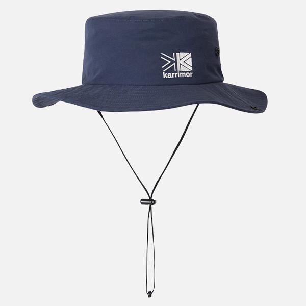 カリマー karrimor 帽子 レイン 3L ハット +d ネイビー/NV Lサイズ 208464