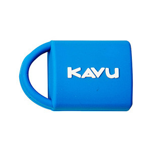 カブー KAVU ライターケース ブルー 19820442032000