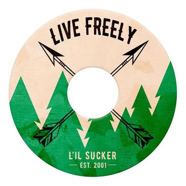 リルサッカー L'iL SUCKER ボトルホルダー リブフリー LSO-012