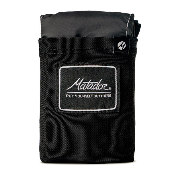 マタドール Matador ポケットブランケット 3.0 ブラック 20370032001000
