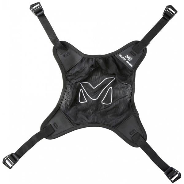 ミレー MILLET ヘルメットホルダー ブラック MIS0524-0247