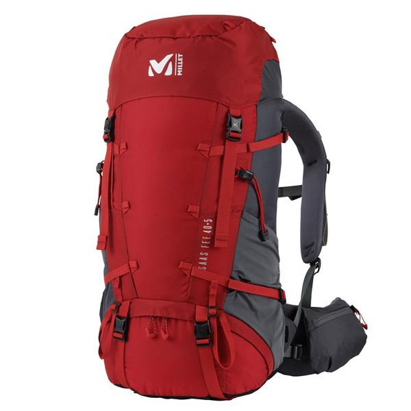 ミレー MILLET サースフェー 40+5 ディープレッド バックレングスM MIS0638-1546