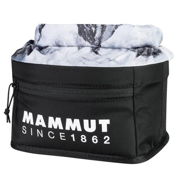 マムート mammut ボルダーチョークバッグ Boulder Chalk Bag ブラック 2050-00280-0001