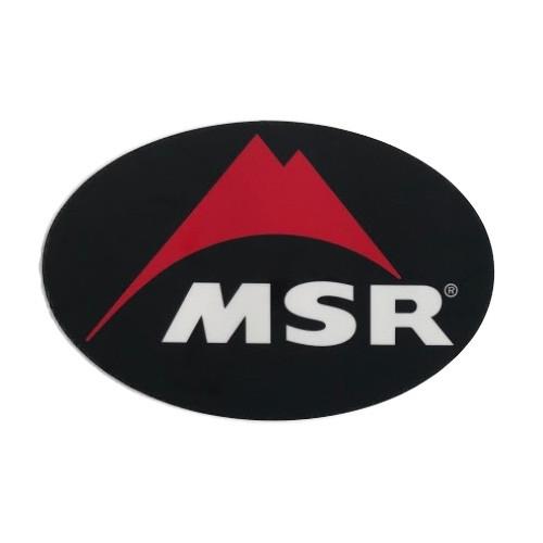 MSR ロゴオーバルステッカー 36904