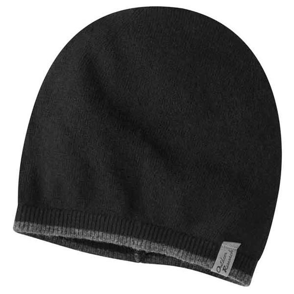 アウトドアリサーチ OR ニット帽子 テラスビーニー ブラック 19841655001000