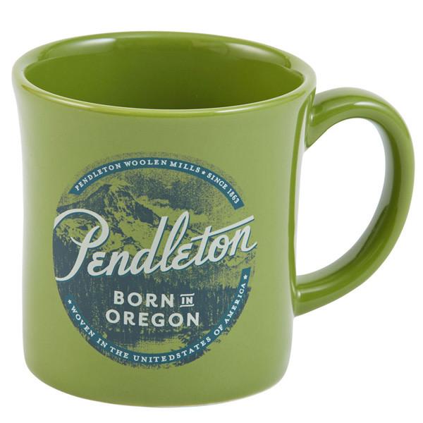ペンドルトン PENDLETON ニューオリジナルマグ グリーン 19377303050000