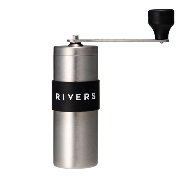 リバーズ RIVERS コーヒーグラインダー グリット シルバー GRITSV