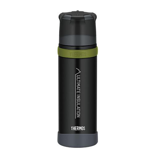 サーモス ステンレスボトル FFX-501 マットブラック 0811700211-MTBK