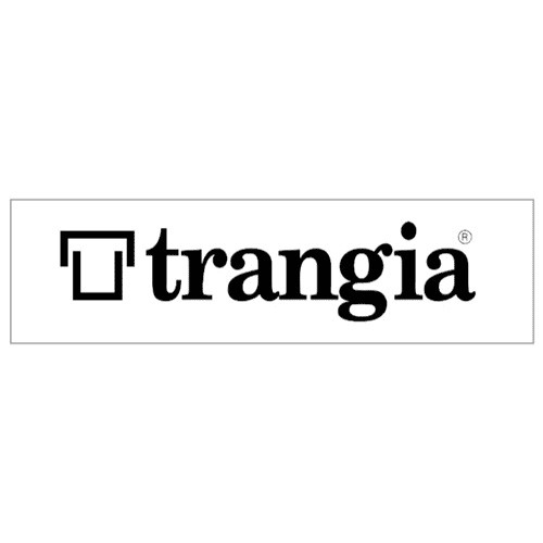 トランギア trangia ステッカーS ブラック TR-ST-BK1