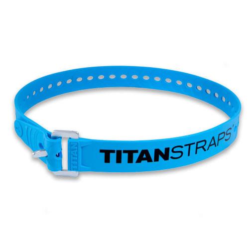 タイタンストラップ インダストリアルスーパーストラップ 工業用 30インチ 76cm ブルー TSI-0130-FB