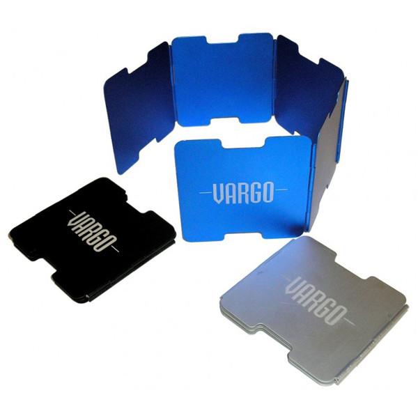 バーゴ VARGO アルミニウム ウインドスクリーン ブラック T-422