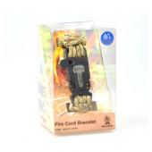 ブッシュクラフト ファイヤーコードブレスレット デザートストーム XLサイズ 4573350720127