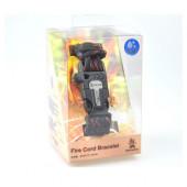 ブッシュクラフト ファイヤーコードブレスレット シンレッドライン XLサイズ 4573350720042