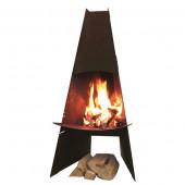 アデュロ Aduro outdoor fireplace 屋外用暖炉
