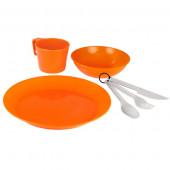 ジーエスアイ GSI カスケーディアン 1人用テーブルセット オレンジ BPAF 11871938005000