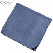 コクーン マイクロファイバータオル ウルトラライト M ブルー 12550033201005