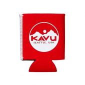 カブー KAVU クージー レッド 19820446034000