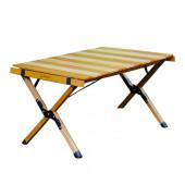 アノバ ANOBA ウッドロールトップテーブル AN005