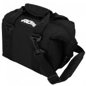 エーオークーラーズ AO Coolers 6パック キャンバス ソフトクーラー ブラック AO6BK