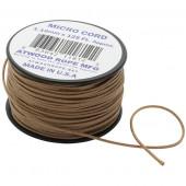アトウッドロープ Atwood Rope マイクロコード タン 44002