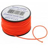 アトウッドロープ Atwood Rope マイクロコード ネオンオレンジ 44006