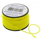 アトウッドロープ Atwood Rope マイクロコード ネオンイエロー 44008