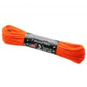アトウッドロープ Atwood Rope パラコード リフレクティブ ネオンオレンジ 44024