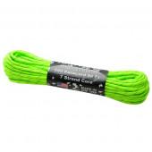 アトウッドロープ Atwood Rope パラコード リフレクティブ ネオングリーン 44025