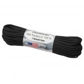 アトウッドロープ Atwood Rope パラコード ブラック 4mm x 30m 44028