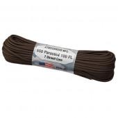 アトウッドロープ Atwood Rope パラコード ブラウン 4mm x 30m 44029
