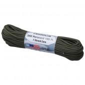 アトウッドロープ Atwood Rope パラコード オリーブドラブ 4mm x 30m 44030