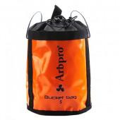 アーボプロ バケットバッグ 5L オレンジ AP0040
