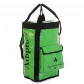 アーボプロ バケットバックパック 60L グリーン AP0044