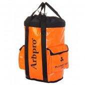 アーボプロ バケットバックパック 75L オレンジ AP0045