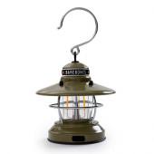 ベアボーンズリビング Barebones Living ミニエジソンランタン LED オリーブドラブ 20230009048000