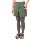 コロンビア ウィメンズ カルガリー クリーク キュロット Surplus Green Houndstooth Mサイズ PL4213-347