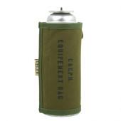 C&C.P.H. EQUIPEMENT CB缶ケース オリーブ CEV1860
