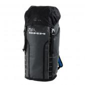 DMM ポーターロープバッグ ブラック 45L DM0260