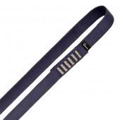 DMM ナイロン オープンスリング ブラック 26mm×60cm DM0374