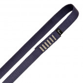 DMM ナイロン オープンスリング ブラック 26mm×240cm DM0376
