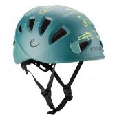 エーデルリッド 子供用ヘルメット キッズシールドII ジェイド×ペトロール ER72045