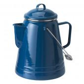 GSI ホーローコーヒーボイラー 36cup ブルー 11872008002036