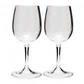 ジーエスアイ GSI アウトドア用食器 ネスティング ワイングラス(2個セット)11872029000000
