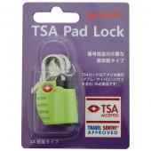 鍵 TSA南京錠LX グリーン 1322
