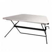 ハングアウト Hang Out アーチテーブル Arch Table ステンレストップ(単品)FRT-73ST