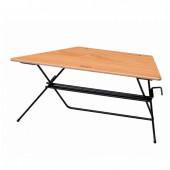 ハングアウト Hang Out アーチテーブル Arch Table ウッドトップ(単品)FRT-73WD