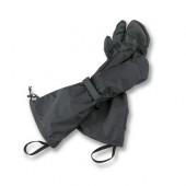 イスカ ISUKA ウェザーテック オーバーミトン ブラック Sサイズ 239001